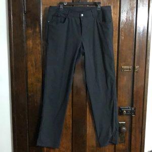 2caf3dae5ecf lululemon athletica Pants - Lululemon ABC Pant Classic 36 waist 32 inseam  Grey